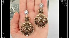 superduo earrings - YouTube