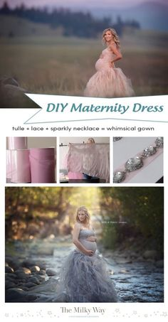 Create your own whismsical tulle skirt/tutu with lace dress for your maternity sessions with this super simple tutorial! Maternity Tutu, Maternity Dresses For Photoshoot, Maternity Fashion, Maternity Gown Photography, Maternity Dress Pattern, Maternity Photo Props, Spring Maternity, Maternity Shoots, Newborn Photography