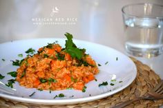 Join the Mood: MEXICAN RED RICE / ARROZ ROJO MEXICANO