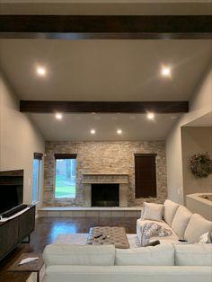 Led Recessed Lighting, Pot Lights, Light Installation, Vanity Lighting, Home Improvement, Living Room, House, Home Decor, Decoration Home