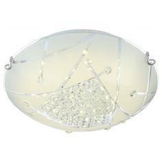 Globo Globo 40417-18 - LED stropní křišťálové svít