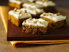 Gluten Free Pumpkin Pie Bars:      1 cup sweet white sorghum flour  1 cup white rice flour  1/2 cup almond flour  1/2 cup potato starch flour  1 teaspoon cream of tartar  1 teaspoon baking soda  1 teaspoon gluten free baking powder  1 teaspoon xanthan gum  1/2 teaspoon salt  1 cup granulated sugar  1/2 cup ghee (measured melted) or coconut oil  1 teaspoon pure vanilla  1/2 teaspoon lemon oil  2 eggs  2 tablespoons coarse sugar.
