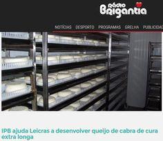 IPB ajuda Leicras a desenvolver queijo de cabra de cura extra longa
