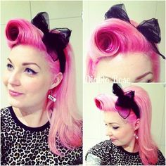 Heaps cute! For thin, fine hair you would best off using a headband not a scarf, unless your scarf is very thin. Cant wait to try it!