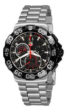 13955ca7457 best sport luxury watches for men TAG Heuer Men's CAH1010.BA0860 Formula 1  Grande Date