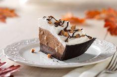 Fudge-Bottom Candy Crunch Pie Recipe - Kraft Recipes