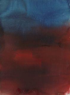 Herbert Brandl | rot / blau | 1999 | Schenkung Sammlung Ploner  #Art #Painting #Brandl #rot #blau #red #blue Color Red, Abstract Art, Painting, Red, Blue, Colour Red, Painting Art, Paintings, Painted Canvas