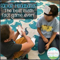 Yet another game that the wonderful Hope from Elementary Shenanigans adapted for her classroom was Headbandz!  If you've ever played the gam...