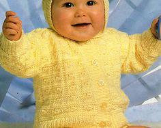 Baby punto de QK bebé de 19-21 pulgadas rebecas punto por Minihobo