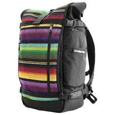 Guatemala 1 Raja Pack - Socially responsible laptop and travel bags by ETHNOTEK Laptop Backpack, Travel Backpack, Laptop Bags, Nylons, Skateboard, Weekend Camping Trip, Vietnam, Flipflops, Tac Gear