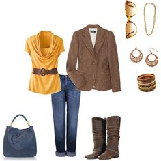 Goldenrod, created by bellaviephotography.polyvore.com