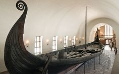Bringing History to Life in Oslo, Norway and Kirkwall, Scotland on a Disney Cruise Viking Dragon, Viking Ship, Viking Age, Oslo, Ship Illustration, Wolf Base, Viking Longboat, Viking Longship, Viking Culture