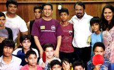 Projeto Camala ping  no Amapá:oportunidades através do esporte. O projeto consiste em atender crianças carentes da periferia de Macapá, através do tênis de mesa.