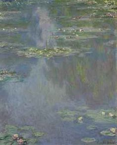 The Clark Family Treasures – Claude Monet (1840-1926), Nymphéas, signed 'Claude Monet' (lower right), oil on canvas, 39 3/8 x 32 in., Painted in 1907. Price Realized $27,045,000.  Huguette Marcelle Clark (1906-2011) was an heiress & philanthropist. She was the youngest daughter of US Senator & industrialist William A. Clark. Upon her death at 104 in 2011, the reclusive heiress Clark left behind a fortune of nearly $400 million, most of which was donated to charity