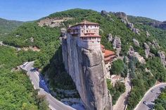 Book your adventure - This 4-hour, small-group tour will take you to Meteora, a UNESCO World Heritage Site. Meteora is one of the largest and most important groups of orthodox monasteries in Greece. You will have the opportunity to visit 3 of the 6 monasteries in this area.  Following a pick up from your hotel, you will travel a few miles northwest of Kalabaka, to Meteora. The impressive rocks of Meteora rise from