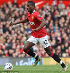 Pogba played for Manchester United as a youngster but left to join Juventus on a free transfer in 2012