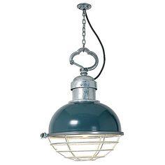 Oceanic pendant lamp