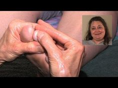 Edema (swelling) in the feet and ankles: Client Testimonial for Ann Arbor, MI Reflexologist - YouTube