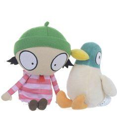Sarah and Duck Cbeebies Plush with Sound (Small, Assortment) Sarah and Duck http://www.amazon.com/dp/B00I4RG8HK/ref=cm_sw_r_pi_dp_EdVMwb0B93ZZD