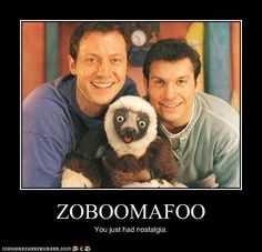 Zoboo! I want a snack machine like his in my someday house. I used to have the biggest crush on Chris, LOL.