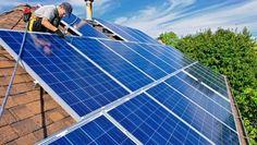 RollUp Solar Panels Power Flat Holm Island  BbcCom RollUp