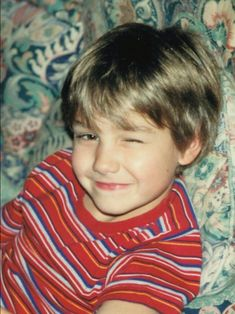 Liam is adorable!!!!!!!!! Now I can picture what our children will look like 0.0