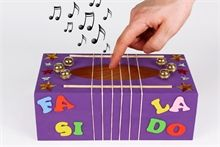 """Boîte à musique : Activités enfantines : """"Idées Créa"""" 10 DOIGTS : 10 Doigts"""