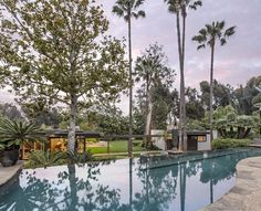 A look inside the late Sam Simon's mid-century modern dream home. The Simpsons co-creator's Richard Neutra 1948 Bailey House was listed for $18 million.