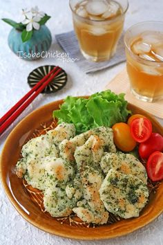 Meat Recipes, Chicken Recipes, Cooking Recipes, Japanese Chicken, No Cook Meals, Cantaloupe, Lunch Box, Food And Drink, Sweets