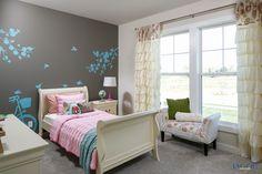Tamarack C2 Elevation - Girls' Room - Brookstone - Newburgh, IN