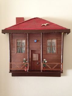 Anahtarlık ev Gazebo, Printables, Diy Crafts, Outdoor Structures, Seal, Ornaments, Kiosk, Pavilion, Print Templates