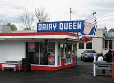 Ice Cream Just Like Dairy Queen Dairy Queen Restaurant Queen Restaurant Vintage Diner, Vintage Restaurant, Vintage Ads, Dairy Queen, My Childhood Memories, Best Memories, Queens Food, Good Ole, Vanilla Ice Cream