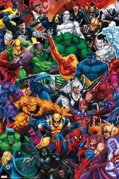 Phim Marvel 2014 Collection