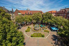 """Musik Kultur und Genuss in den Straßen und Läden rund um und auf dem Gutenbergplatz gibt's diesen Sonntag beim """"Westwind"""". Schaut doch mal vorbei ;) Mehr Infos bekommt ihr unter http://ift.tt/2cM5Y4p"""