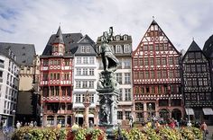 Römerberg - Frankfurt, Germany