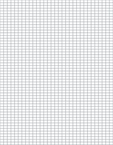 Graph Paper - Customizable and Printable | Math STEM Resources ...