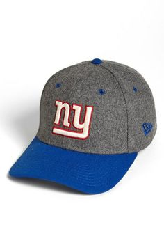 New Era Cap 'Meltop - New York Giants' Fitted Baseball Cap | Nordstrom