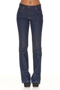 ARMANI COLLEZIONI Women's Straight leg Jeans