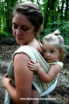 Toddler babywearing~~~awesome website for new and not so new mothers.