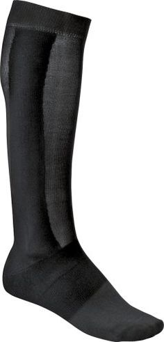 Amazon.com: CW-X Conditioning Wear Compression Support Running Sock: Clothing    For when I am travelling!