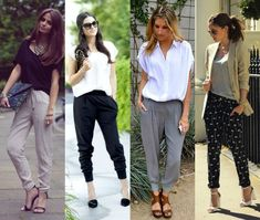 south moon under: Look We Love: Slouchy Pants