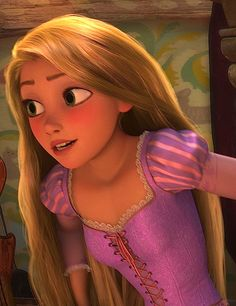Rapunzel is my favorite princess(: