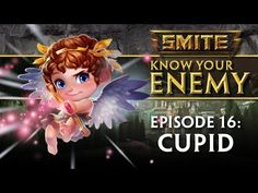 SMITE Know Your Enemy #16 - Cupid - http://freetoplaymmorpgs.com/smite/smite-know-your-enemy-16-cupid