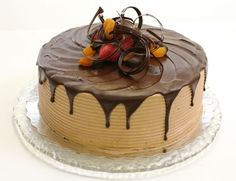 Order Fresh Cream Cakes Online Check out the delicious cakes made with fresh Cream, sponge, fruit, jam and Love ! Choose from wide range of gorgeous cream cakes, from the sumptuous to the sticky and order it today for your loved ones anywhere in India. Triple Layer Chocolate Cake, Tasty Chocolate Cake, Best Chocolate, Chocolate Desserts, Guinness Chocolate, Chocolate Heaven, Happpy Birthday, Cake Varieties, Cake Stock
