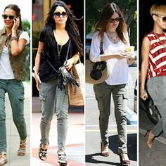 MUST have cargo skinnies