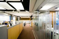 Moscow office of Walt Disney Studios Sony Picture Releasing / UNK PROJECT architects -Herman Miller Mirra chair