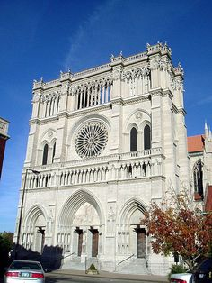Cathedral Basilica of the Assumption, Covington KY
