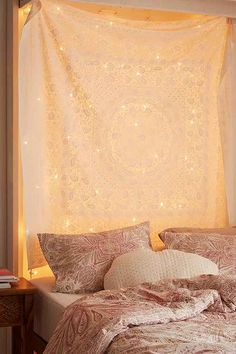 Inga Ivory Tapestry - Urban Outfitters
