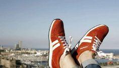 Smart-sneakers, le scarpe con il navigatore integrato