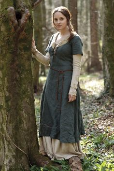 medievalvisions: Sophie Rundle as Sefa (Merlin)